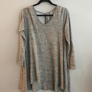 Sweaters - NWOT High/low tunic sweater